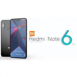 Xiaomi Redmi Note 6 Pro 3+ 32 Go Noir Version Globale
