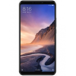 Xiaomi Mi Max 4 + 64 Go Noir Version Globale