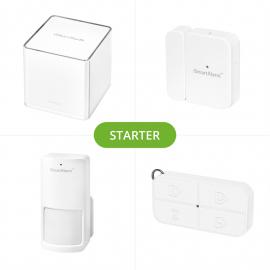 iSmart Alarm iSA1G Starter Pack – Protégez et surveillez Votre Maison