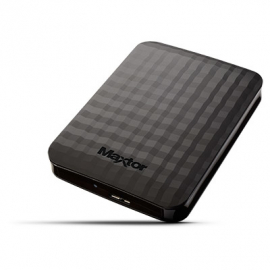 "Disque dur Maxtor M3 2.5"" 4 To Externe USB 3.0 Noir"