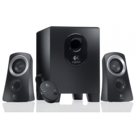 Logitech Z313 haut-parleur 50 W Noir