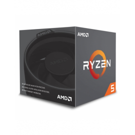 AMD RYZEN 5 2600X BOX  (3.6GHz) / (4.25 GHz) Max Boost
