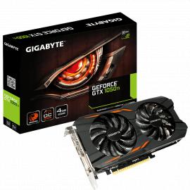 Gigabyte GeForce GTX1050 Ti OC 4Go DDR5