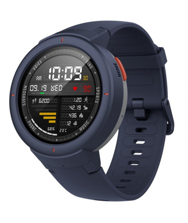 Montre Connecté Xiaomi Amazfit Verge Gris Carbone