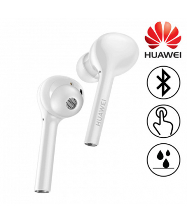 Huawei Free Buds Ecouteur sans fil  Bluetooth intra-auriculaire  blanc