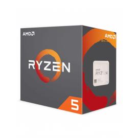 CPU AMD 4 RYZEN5 1600X