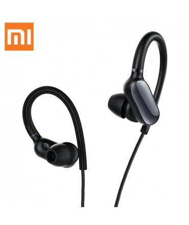 Xiaomi Fil Sport Bluetooth Écouteur Mini, sport Casques IPX4 Étanche Sports headphone (noir)