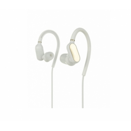 Xiaomi Fil Sport Bluetooth Écouteur Mini, sport Casques IPX4 Étanche Sports headphone (blanc)