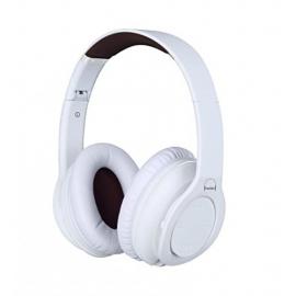 Heden Pro Sound Casque Bluetooth/Filaire avec fonction NFC/4HP Blanc