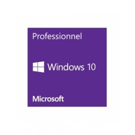LOGICIEL MICROSOFT Windows Pro 10 64bits OEM