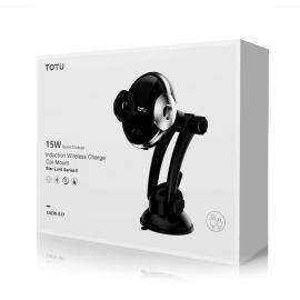 TOTU CACW-037 15W Chargeur de Voiture Induction Sans Fil De Serrage Automatique