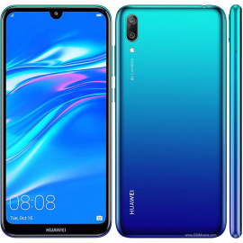 Huawei Y7 Pro 2019 smartephone 4G bleu