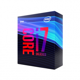 Intel Core I7 - 9700K BOX