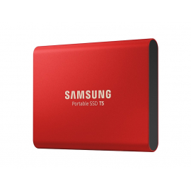Samsung Portable SSD T5 500 GB Rouge