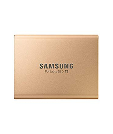 Samsung Portable SSD T5 1To Gold