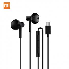 Xiaomi BRE02JY Type-C Dynamic Earphone In-ear Earbuds - Noir
