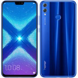 Smartphone Honor 8X 4 + 64 Go Bleu Global Version