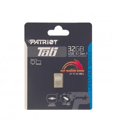CLE USB 3.1 32Go PATRIOT TAB USB Lifestyle Série -PSF32GTAB3USB
