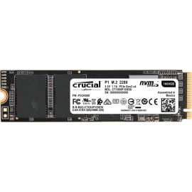 Crucial 1TO SOLID STATE P1 (3D NAND, NVMe, PCIe, M.2)