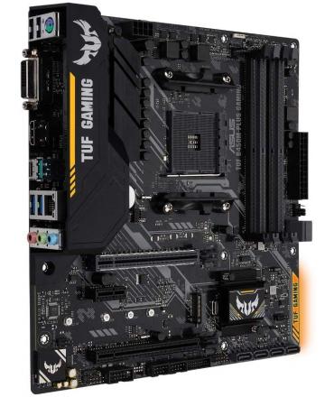 ASUS TUF B450M-PLUS GAMING - carte mère GAMING (AMD Ryzen B450 Socket AM4 mATX DDR4, Aura Sync)