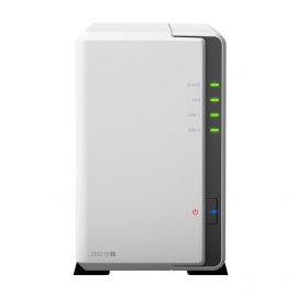 BOITIER NAS SYNOLOGY DS218J