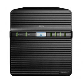 BOITIER NAS SYNOLOGY DS418J