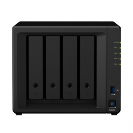 BOITIER NAS SYNOLOGY DS418