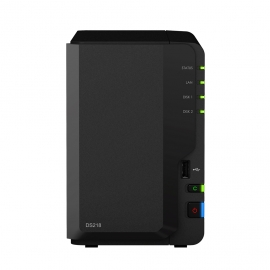 BOITIER NAS SYNOLOGY DS218