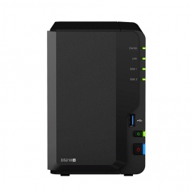 BOITIER NAS SYNOLOGY DS218 +