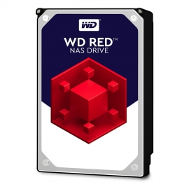 """DISQUE DUR INTERNE 3""""5 WD RED 4To"""