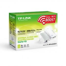 Kit TP-LINK CPL AV500 Wi-Fi N 300