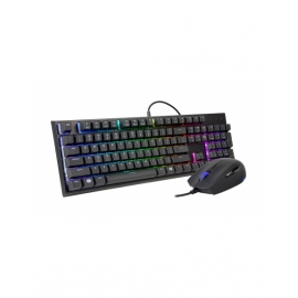 COOLERMASTER MS120 CLAVIER SOURIS FILAIRE GAMER