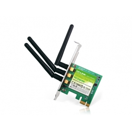 TP-LINK PCI Express double bande WiFi N 450Mbps