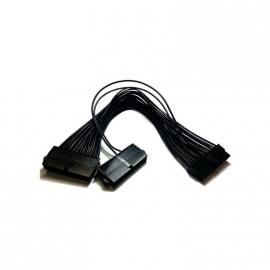 Coupleur alimentation - Dual PSU (30cm) - ATX