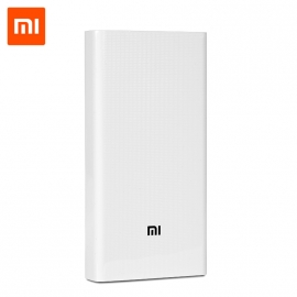 XIAOMI  Mi Power Bank 2C 20000mAh - Blanc