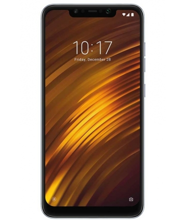 Xiaomi Pocophone F1 6 + 64 G Version Globale - ARDOISE BLEUE