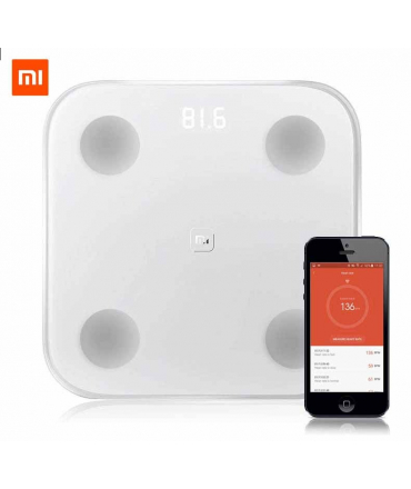 Xiaomi Mi Body Composition Scale 2 Blanc