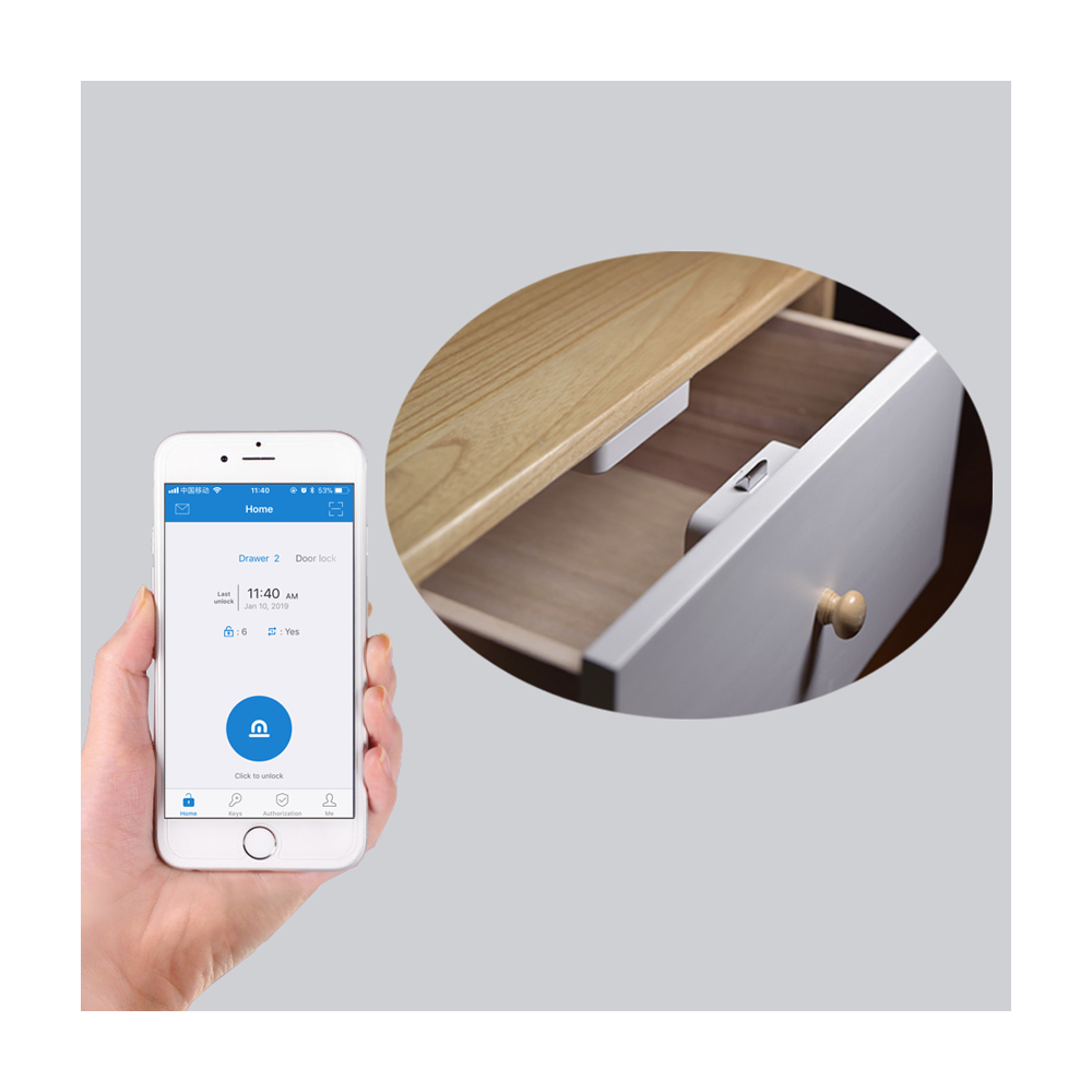 Xiaomi Easy Lock Smart Drawer Cabinet Switch